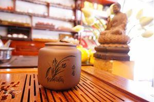 Hình ảnh của Hũ đựng trà 0142