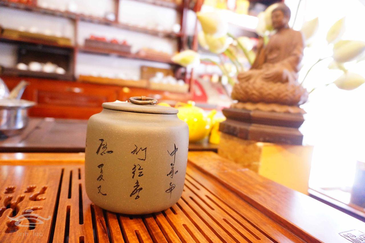 Hình ảnh của Hũ đựng trà 0144