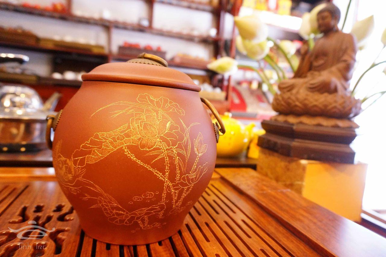 Hình ảnh của Hũ đựng trà 0145