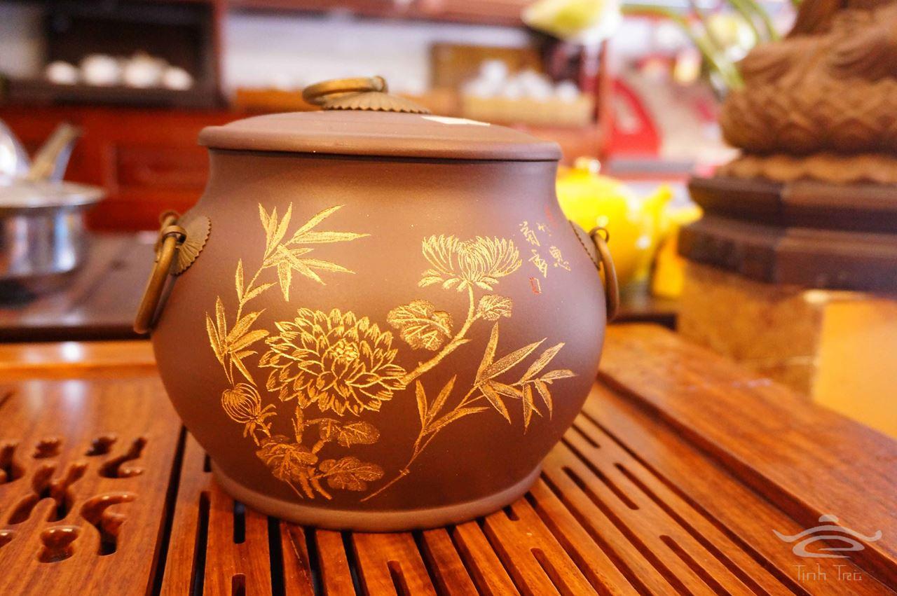 Hình ảnh của Hũ đựng trà 0146