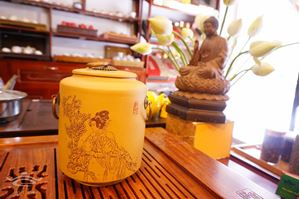 Hình ảnh của Hũ đựng trà 0147