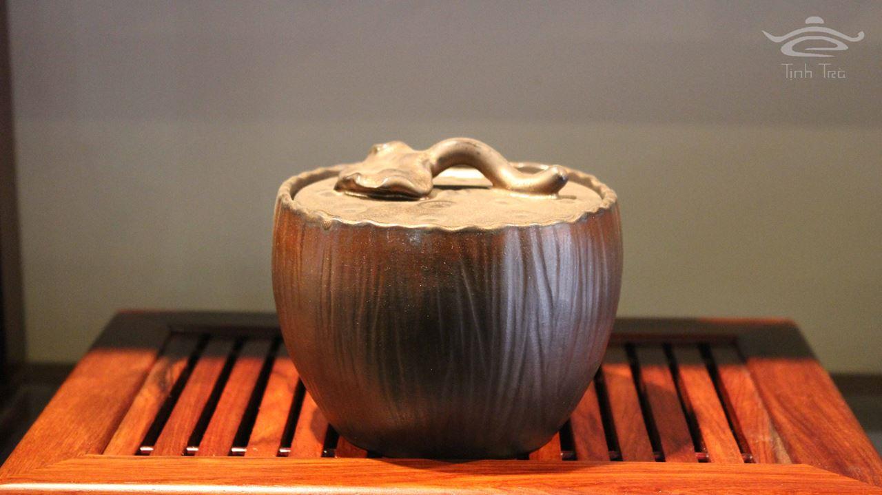 Hình ảnh của Hũ đựng trà 0195
