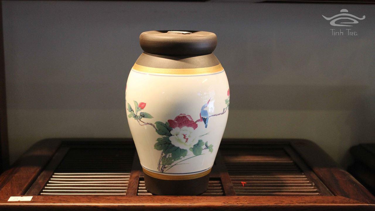 Hình ảnh của Hũ đựng trà 0205