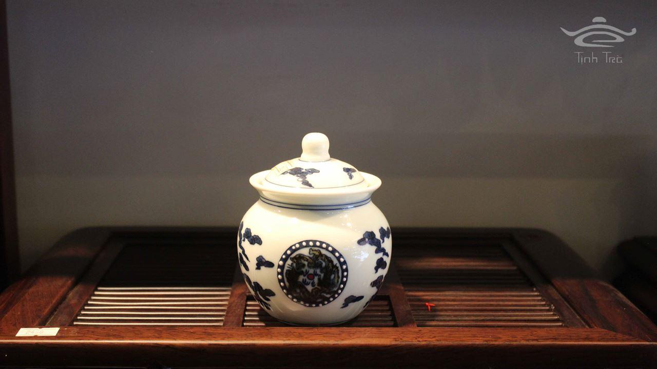 Hình ảnh của Hũ đựng trà 0208
