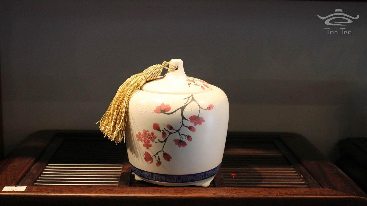 Hình ảnh của Hũ đựng trà 0200